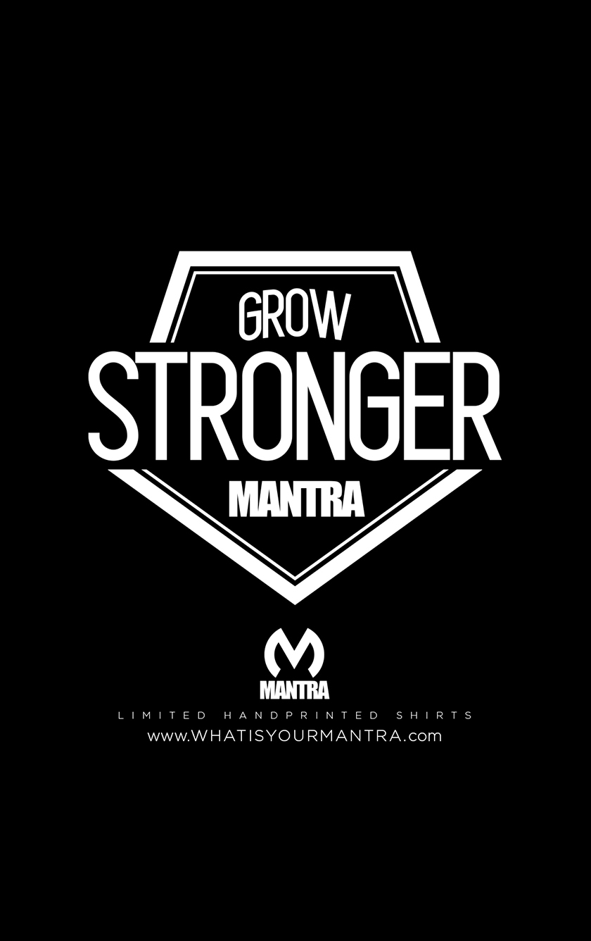 Grow Stronger