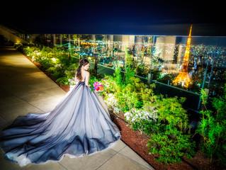 ✨ブラックドレスでお色直しされた花嫁様の美ショット✨