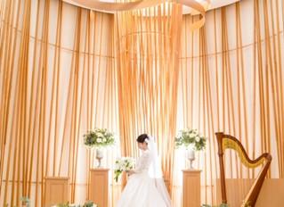 先日お式を挙げられた花嫁様よりお写真をいただきました📸💛