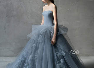 ✨秋冬婚のプレ花嫁様にオススメのカラードレス特集✨