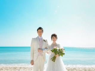 バリでお式を挙げられた花嫁様からお写真をいただきました🏝🌺🍍✨