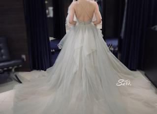 💠✨ご当選者様のドレス選び👗💠
