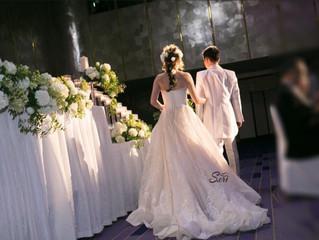 先日ご挙式の花嫁さまからお写真をいただきました✨