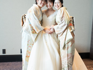 コンラッド大阪でご挙式された花嫁様のお写真をご紹介します💕
