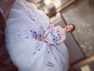 海外お挙式の花嫁様♡幸せ溢れる笑顔が素敵すぎです💕末永くお幸せに〜〜🎉💓💐
