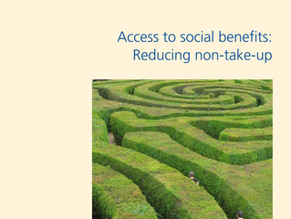 Eurofound study on non-take up of social benefits published
