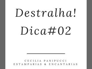 Destralha! Limpeza de Primavera -  Dica#02 Intenção Clara