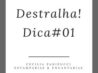 Destralha! Limpeza de Primavera - Dica#01 Tralha não tem fronteiras