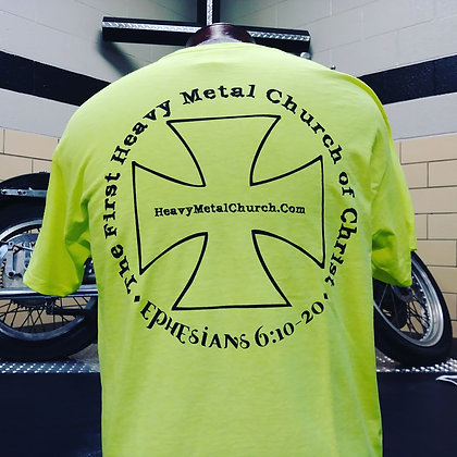 High Visibility Safety Work Shirts