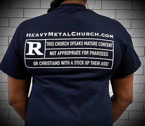 This Church Is RATED-R