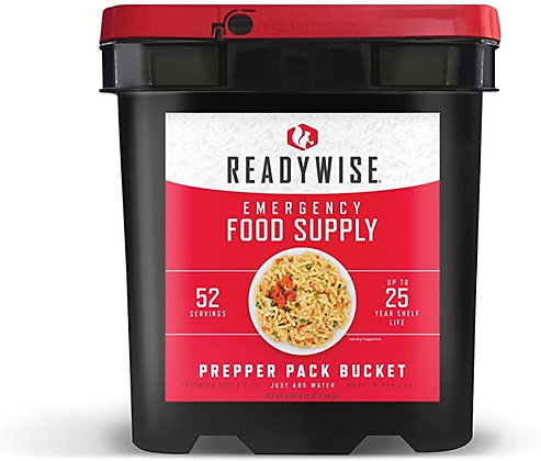 READYWISE 52 Serving Emergency Food Supply