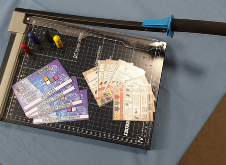 Tips for Assembling Your Print & Play Games
