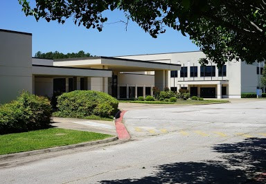 Crockett Medical Center Facility