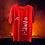 Thumbnail: Camiseta Masc. Vermelha com Manga