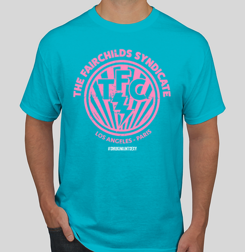 TFC - BLUE/PINK