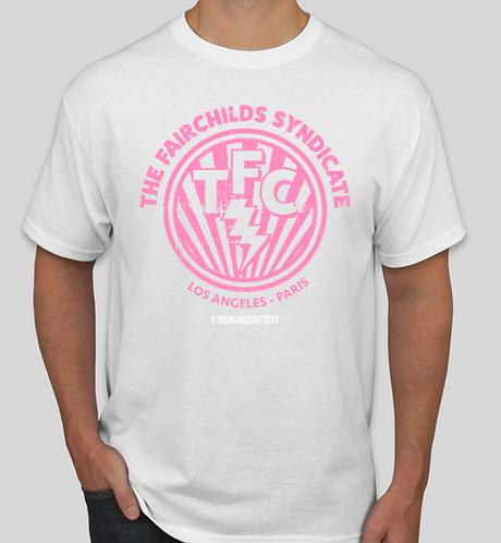 TFC - WHITE/PINK