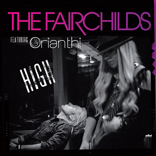 HIGH (CD Single)