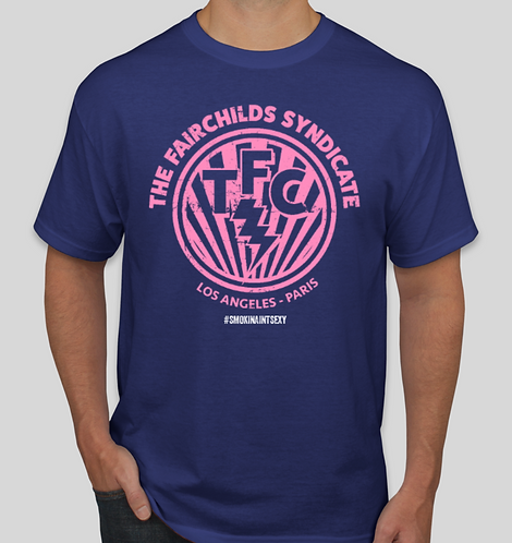 TFC - NAVY BLUE/PINK