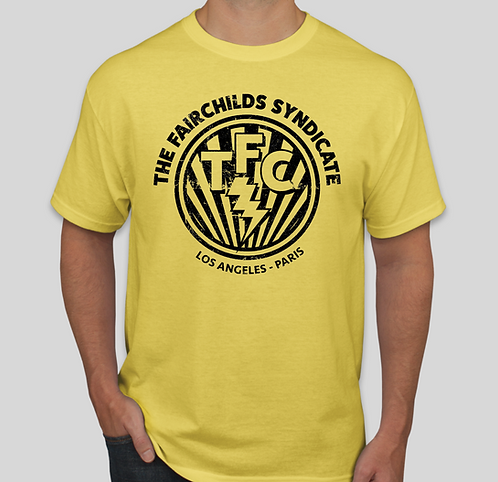 TFC - YELLOW/BLACK