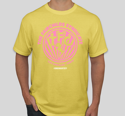 TFC - YELLOW/PINK