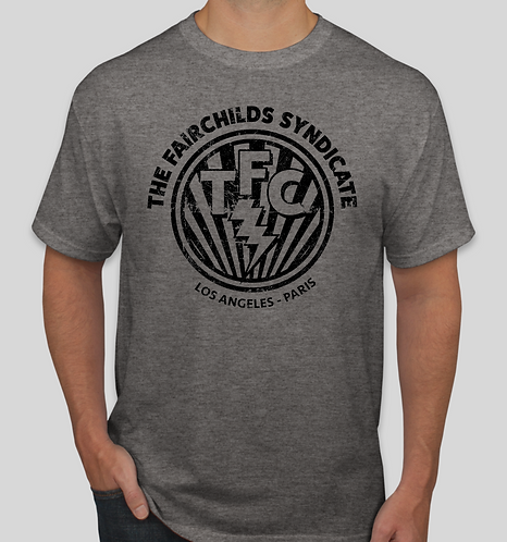 TFC - GREY/BLACK