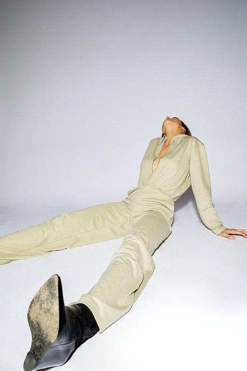 A jumpsuit