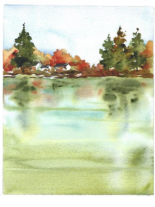 Autumn Reflections36 min