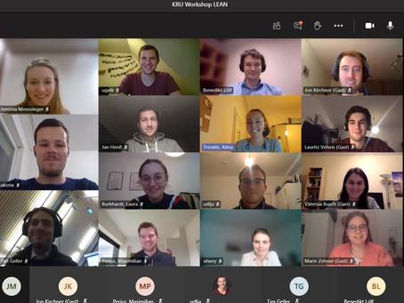 Workshop Debottlenecking mit Chartwell Consulting