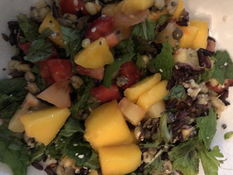 This is Shakti Salad