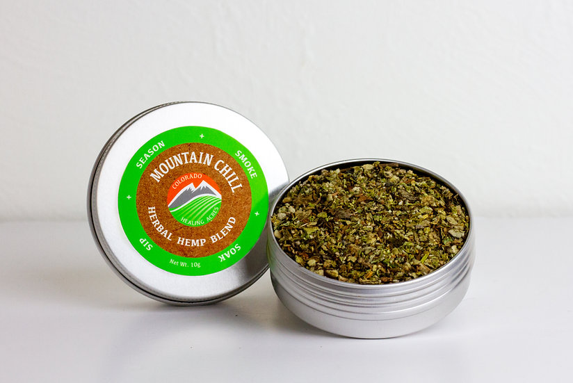 Herbal Hemp Blend