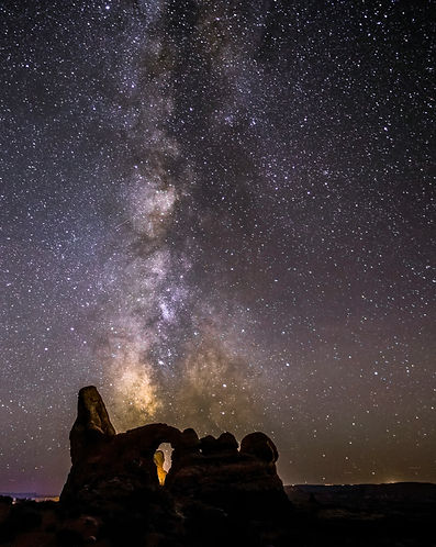 Milky Way Arches Photograhy Workshop