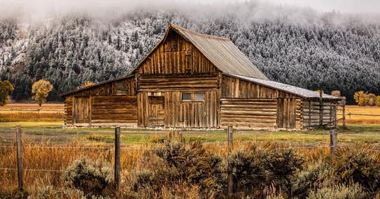 Landscape Grand Teton National Park