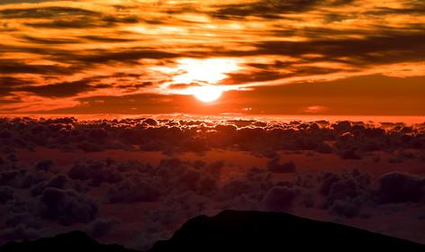 Haleakala Sunrise Maui Hawaii