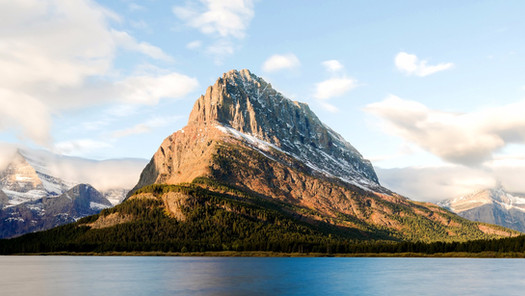 Mount Wilbur Glacier National Park