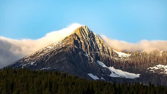 Many Glacier Glacier National Park
