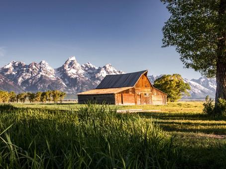 Grand Teton National Park  Photography Vacation