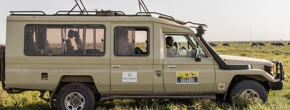 Tripod Travelers Photography Safari Tanzania