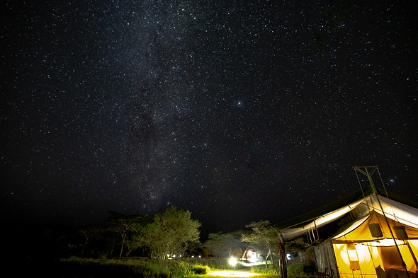 Milky Way Tanzania Photography Safari