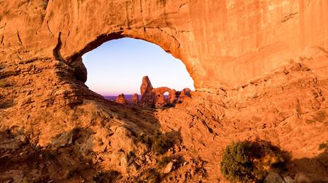 Windows Arch Arches National Park