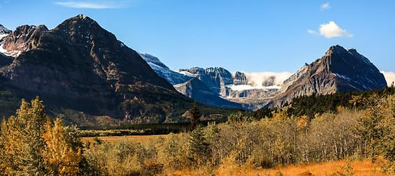 Swiftcurrent Glacier National Park