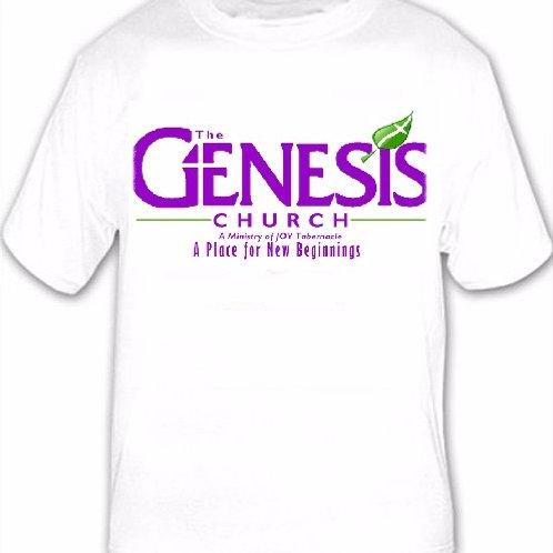 The Genesis Church Logo T-Shirt