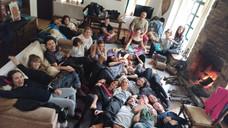 Encuentro de la CaSa AMArilla