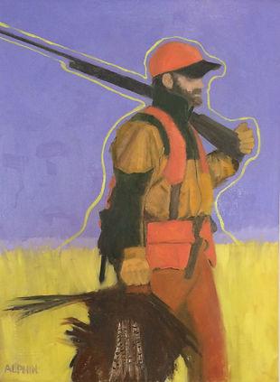 Hunting Debby Alphin Atlanta contemporart artist