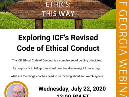July 16 2020 Newsletter