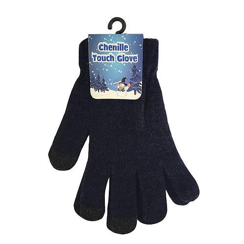 Chenille Touch Glove