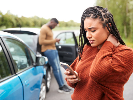 You Just Had A Car Accident, Now What?