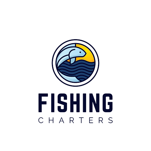 Fishing Charter Logo & Branding Package