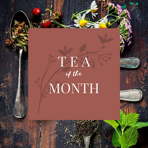 Tea of the Month Subscription