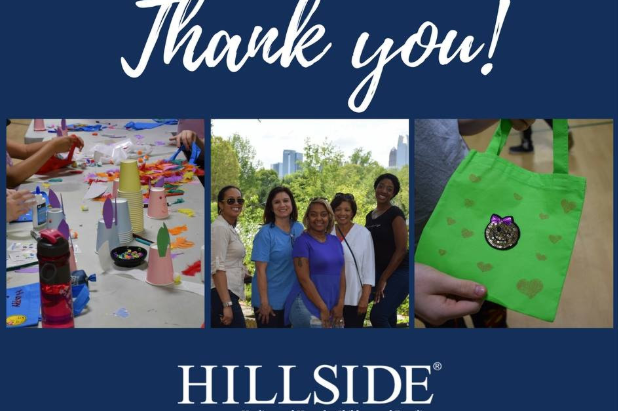 Helping Hillside's Foster Families