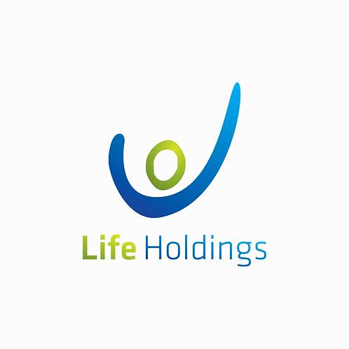 3 Life Holdings Logo & Branding Package